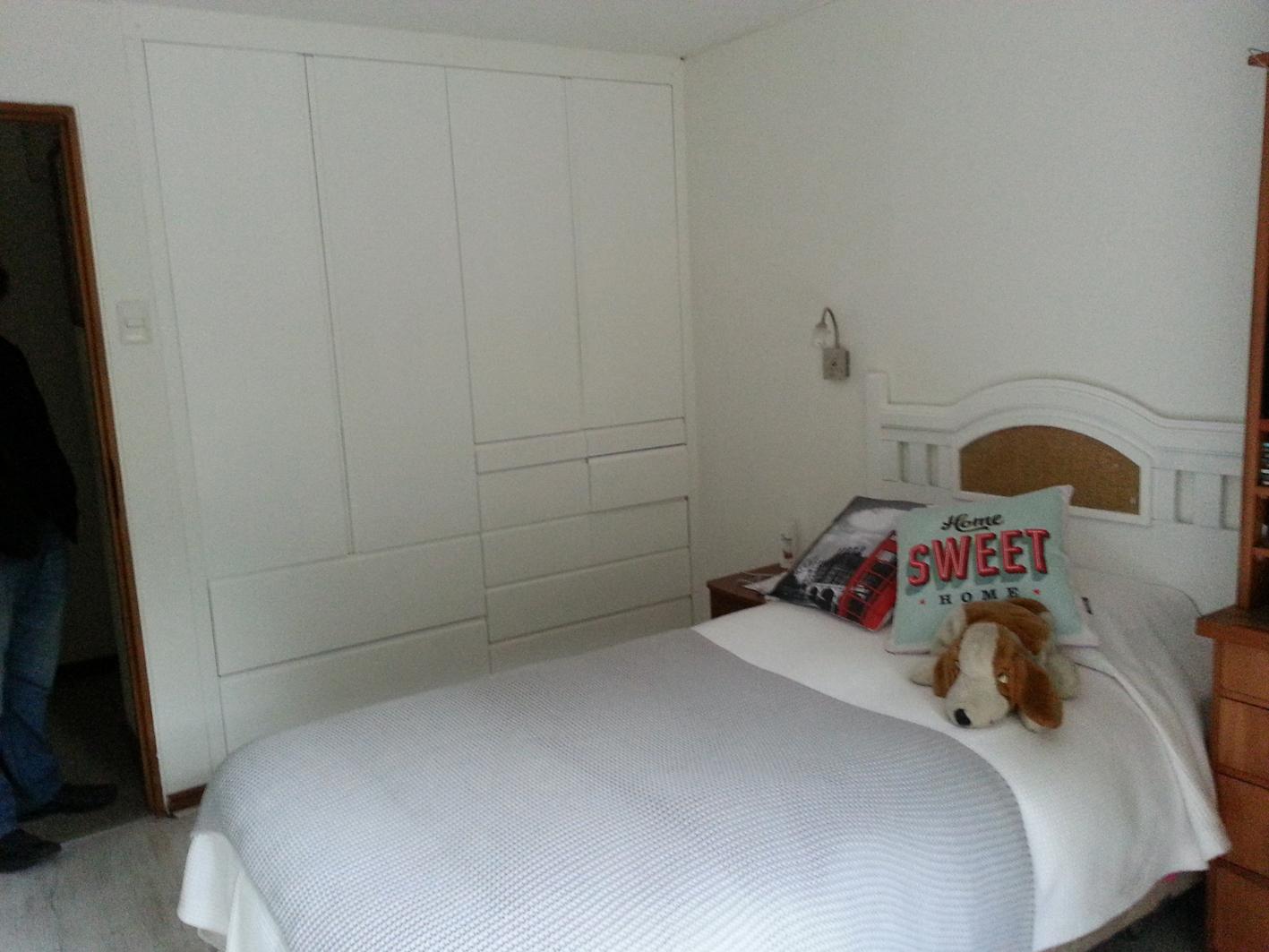 Remodelación Dormitorios